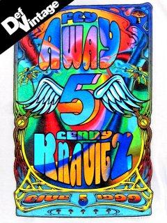 "'99 Lenny Kravitz ""Fly Away Tour Five"" Tee"