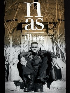 "NAS ""ILLMATIC"" T-Shirt"