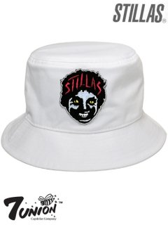 "Stillas x 7union ""Thriller"" Cotton Bucket Hat"
