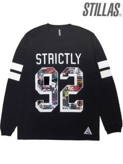 """STRICTLY 92"" L/S T-Shirt"