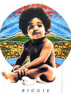 "Brooklyn Mint ""The Notorious B.I.G."" Baby Biggie T-Shirt"