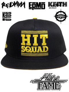 Hit Squad x Hall Of Fame Snapback Cap