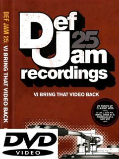 Def Jam 25: Vj Bring That Video Back [DVD] [Import]