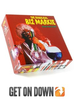 "Biz Markie ""The Biz Never Sleeps"" - Collectable Puzzle"