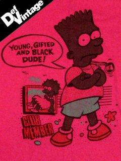 """90's Vintage """"BLACK BART"""" T-Shirt"""