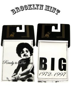 "The Notorious BIG ""Ready To Die"" BiFold Wallet"