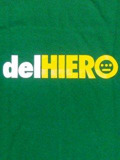 """Hieroglyphics/ Del The Funky Homosapien """"DELHIERO"""" T-Shirt"""