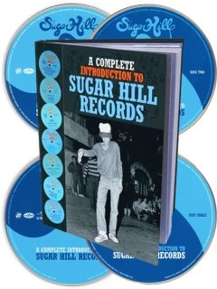 A Complete Introduction To Sugar Hill Records(4枚組コレクターセット)