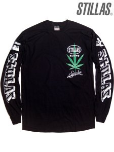 """STILLAS SMOKIN"" L/S T-Shirt"