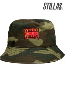 """FRESH STILLAS"" Bucket Hat"