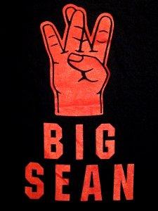 "Big Sean "" Foam Hands"" Tee"