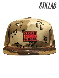"""FRESH STILLAS"" Snapback Cap"