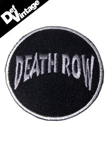 "Dead Stock ""Death Row Records"" Patch"