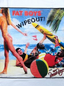 FAT BOYS ��WIPE OUT�� T-Shirt