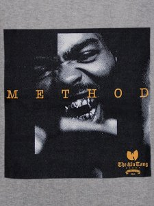 "WU-TANG CLAN Method Man ""TICAL"" Tee"