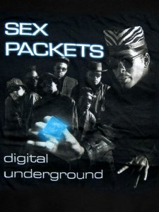 DIGITAL UNDERGROUND SEX PACKETS TEE