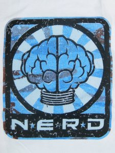 N.E.R.D BRAIN T-SHIRT