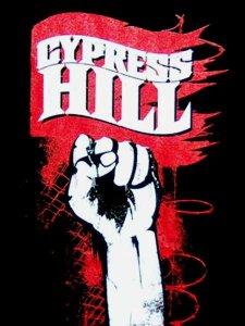 "Cypress Hill ""Rebel 2010 Tour"" T-Shirt"