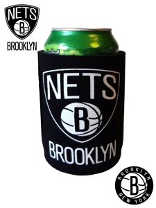 BROOKLYN NETS CAN HOLDER