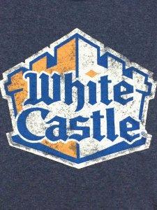 White Castle Classic Vintage Logo T-Shirt