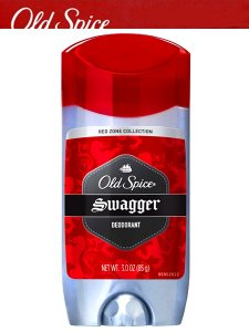 """Red Zone"" Swagger Deodorant 3.0oz"