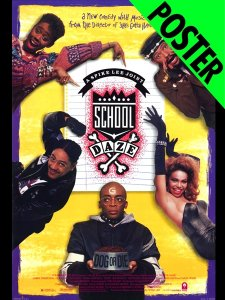 School Daze Movie Poster