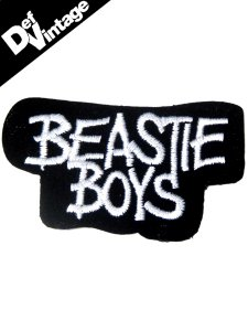 Beastie Boys Logo Patch