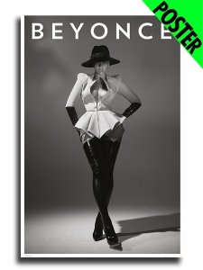 "Beyonce ""Hat"" Poster"
