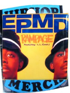 "EPMD ""Rampage"" Can Badge"