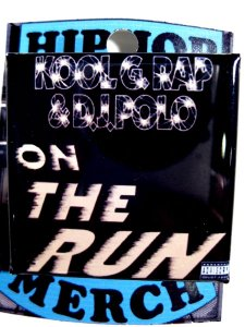 "Kool G Rap & Dj Polo ""On The Run"" Bu"