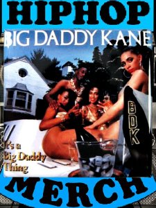 "Big Daddy Kane ""It's Big Daddy Thing"" Can Badge"