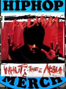 "REDMAN ""Whut? Thee Album"" Can Badge"