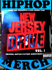 "OST ""New Jersey Drive"" Button"
