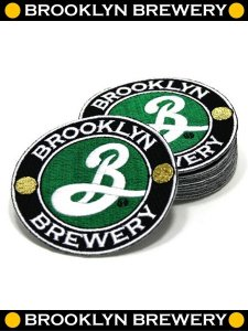 """BB"" Official Brewery Patch"