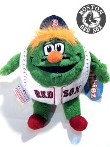 Boston Red Sox Orbiez Plush