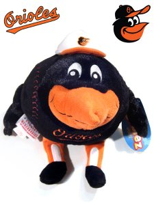 Baltimore Orioles Orbiez Plush