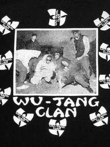 "Wu-Tang Clan ""Vintage Style"" T-Shirt"