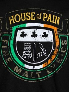 HOUSE OF PAIN CREST��T-SHIRT