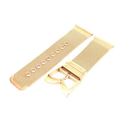 competitive price 4a477 31cd4 ステンレスメッシュベルト 46MM ピンクゴールド ガガミラノ公式通販   アクセサリー:時計 ベルト 46MM   ガガミラノ(GaGa  MILANO) オンラインストア