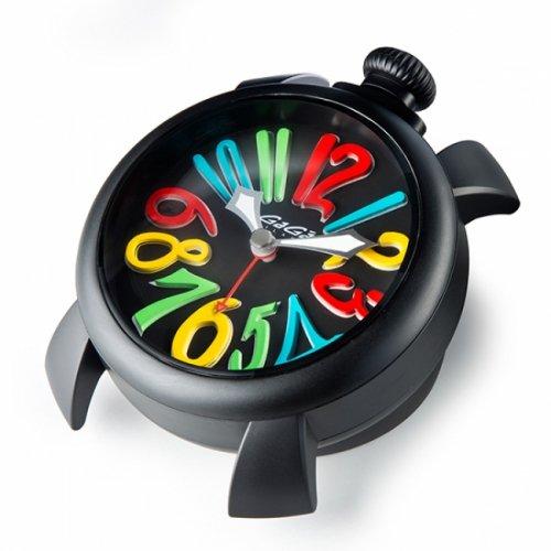 the latest af98a e39e1 目覚まし時計 9082.01 ガガミラノ公式通販 | アクセサリー:壁掛け時計 | ガガミラノ(GaGa MILANO) オンラインストア