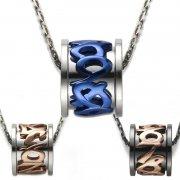 ネックレス  ナンバー リング NC-Number-RING