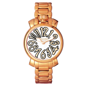 best service 01d0f 395df レディース時計 - GaGa MILANO -ガガミラノ-   公式オンライン ...