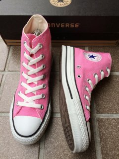 【NEW】CONVERSE ALL STAR HI PINK