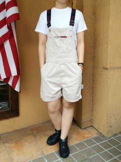 【USED】 TOMMY HILFIGER JEANS SHORT OVER ALL