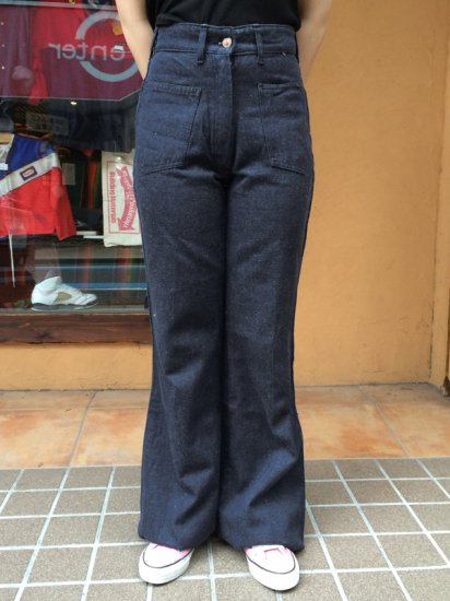 【USED】 EURO SAILOR PANTS W27