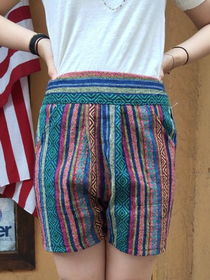 【DEAD STOCK】GUATEMALA SHORTS