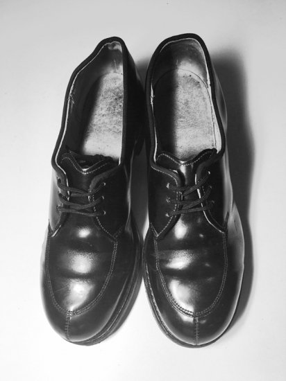 ��USED��90s U.S.NAVY SERVICE SHOES