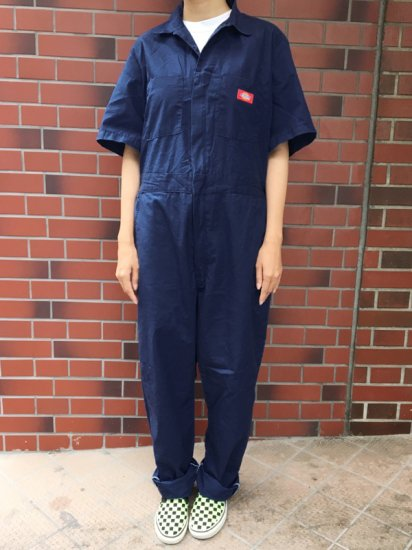 【USED】Dickies WORK ALL IN ONE