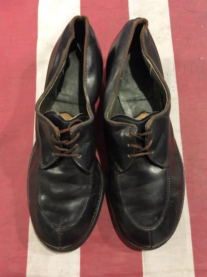 【USED】 VINTAGE U.S.NAVY SERVICE SHOES