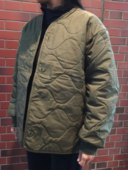 【DEAD STOCK】AIRCREW LINER JACKET X-SMALL REGULAR